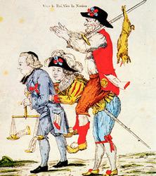 """Umkehrung der Ständeordnung 1789: """"Ich wusste, dass wir auch noch an die Reihe kommen"""""""