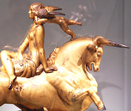 Paul Manship Flight of Europa 1925 (Bild: cliff1066, flickr CC)