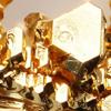 Gold-Kristall (Bild: Heinrich Pniok, Ausschnitt)
