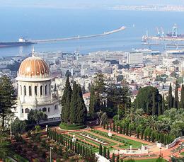 Haifa (Bild: Mipago, Wikimedia CC)